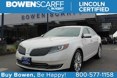 Used 2016 Lincoln MKS Ecoboost - Lincoln Certified Car