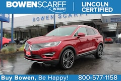 Used 2017 Lincoln MKC Reserve - Lincoln Certified Sport Utility