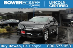 2016 Lincoln MKX Reserve - Lincoln Certified Sport Utility