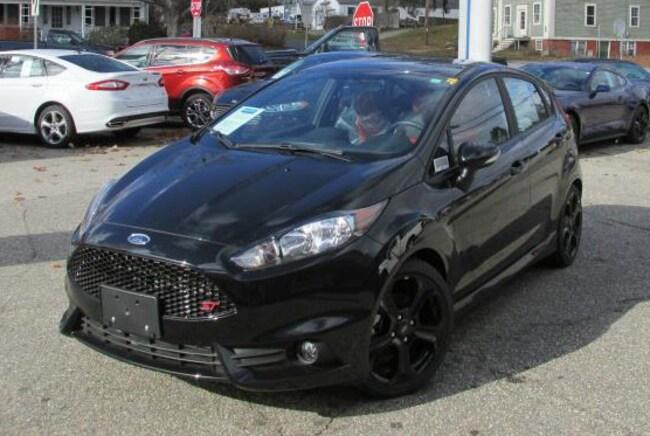 2016 Ford Fiesta ST Hatchback