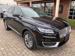 New 2020 Lincoln Nautilus Reserve SUV for sale in Bowling Green, OH