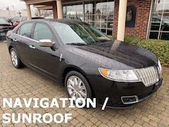 Used 2012 Lincoln MKZ Ultimate Sedan for sale oin Bowling Green, OH
