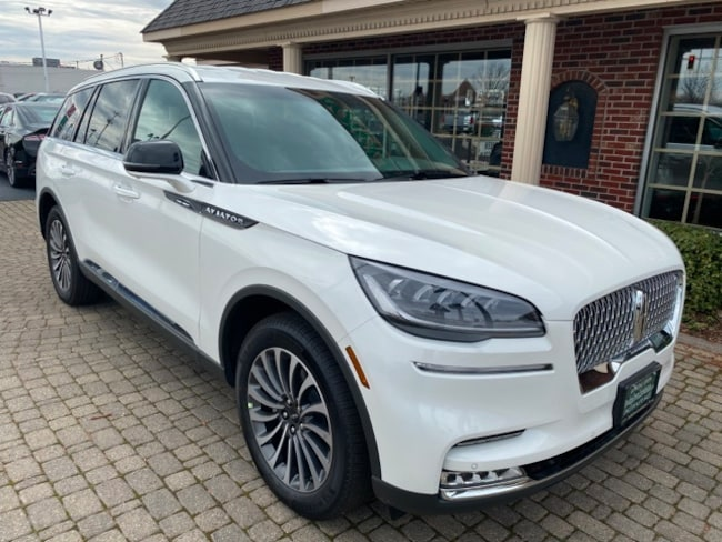 New 2020 Lincoln Aviator Reserve SUV for sale in Bowling Green, OH