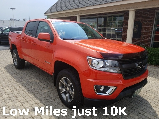2016 Chevrolet Colorado Z71 4X4 Truck