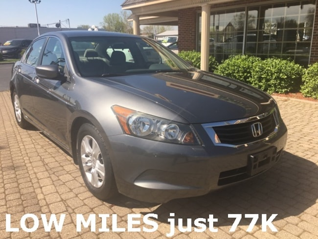 Used 2008 Honda Accord LX-P Sedan for sale in Bowling Green, OH