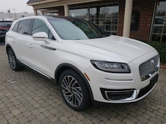 New 2019 Lincoln Nautilus Reserve SUV for sale in Bowling Green, OH