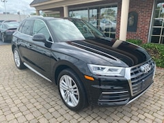 Used 2018 Audi Q5 SUV for sale oin Bowling Green, OH