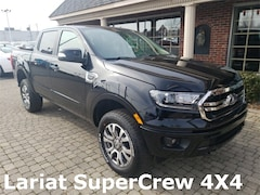 Used 2019 Ford Ranger Lariat FX4 SuperCrew w Nav & Leather Truck for sale oin Bowling Green, OH