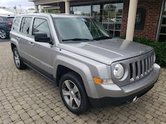 Used 2016 Jeep Patriot High Altitude w Sunroof SUV for sale oin Bowling Green, OH