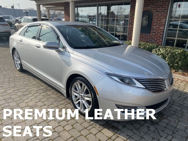 Used 2014 Lincoln MKZ AWD Sedan for sale in Bowling Green, OH
