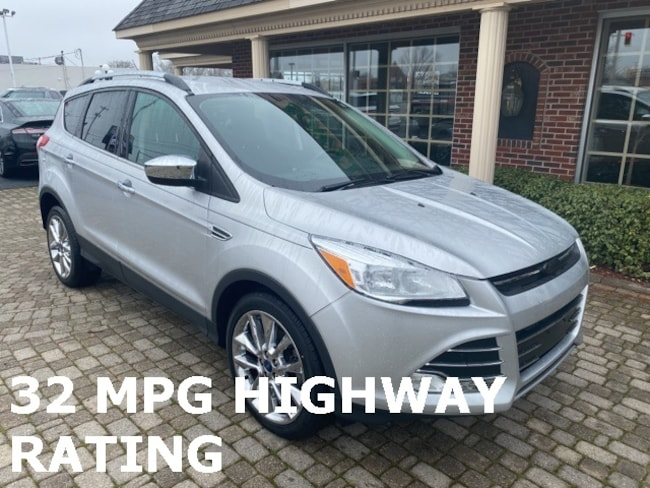 Used 2014 Ford Escape SE w Chrome Package SUV for sale in Bowling Green, OH