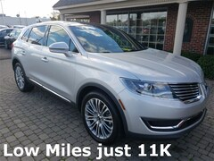 Certified Pre-Owned 2018 Lincoln MKX Reserve AWD w Nav & Sunroof SUV for sale in Bowling Green, OH