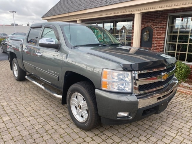 Used 2011 Chevrolet Silverado 1500 LT Truck for sale in Bowling Green, OH
