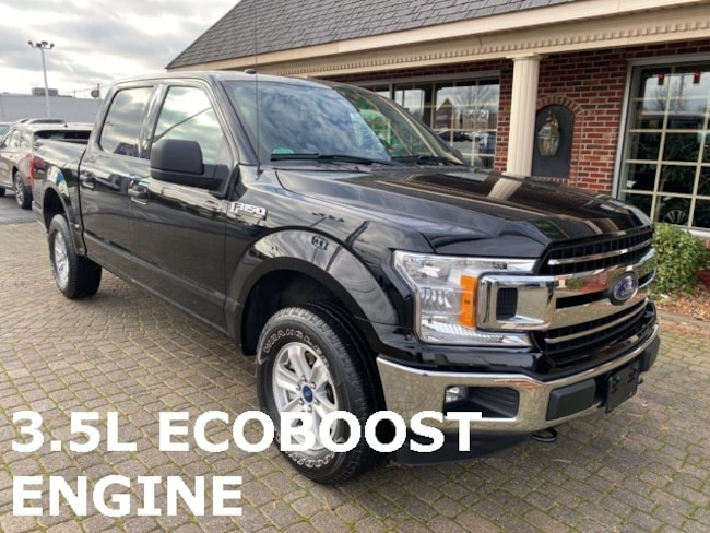 Used 2018 Ford F-150 XLT Truck for sale in Bowling Green, OH
