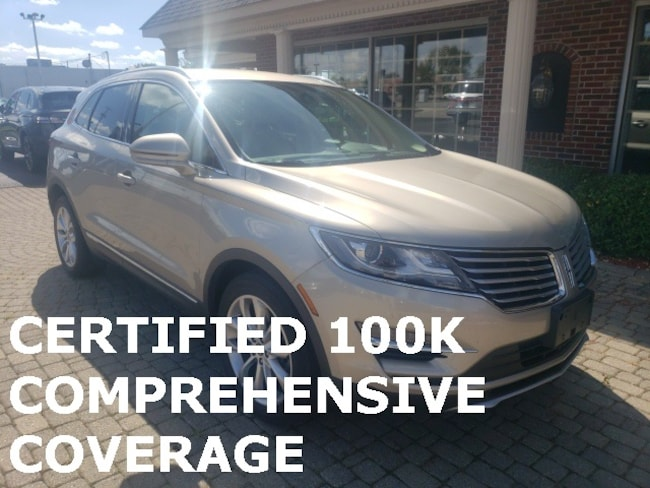 Certified Pre-Owned 2015 Lincoln MKC Certified SUV for sale in Bowling Green, OH