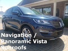 Certified Pre-Owned 2017 Lincoln MKC Reserve AWD w Nav & Sunroof SUV for sale in Bowling Green, OH