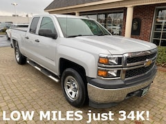 Used 2015 Chevrolet Silverado 1500 4X4 Double Cab Truck for sale oin Bowling Green, OH