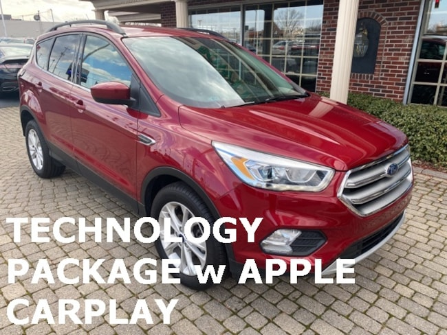 Used 2017 Ford Escape SE 4X4 w Technology Package SUV for sale in Bowling Green, OH