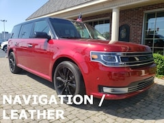 Used 2018 Ford Flex Limited AWD w Navigation & Leather SUV for sale oin Bowling Green, OH