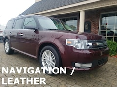 Used 2018 Ford Flex SEL AWD w Navigtion & Leather SUV for sale oin Bowling Green, OH