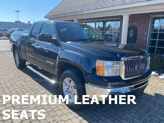 Used 2009 GMC Sierra 1500 SLT Truck for sale in Bowling Green, OH