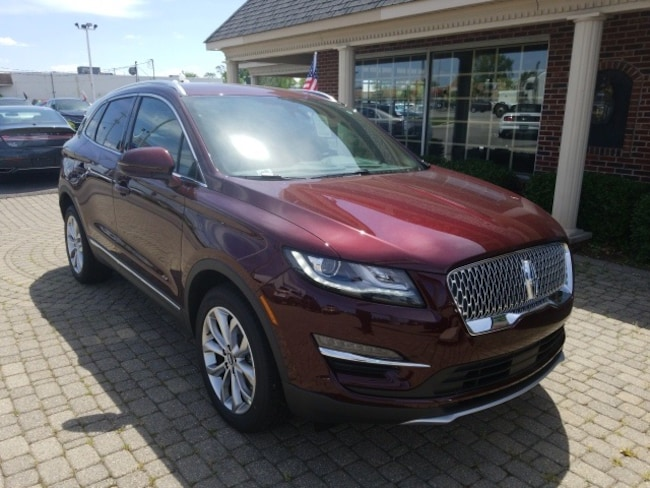 New 2019 Lincoln MKC For Sale | Bowling Green OH