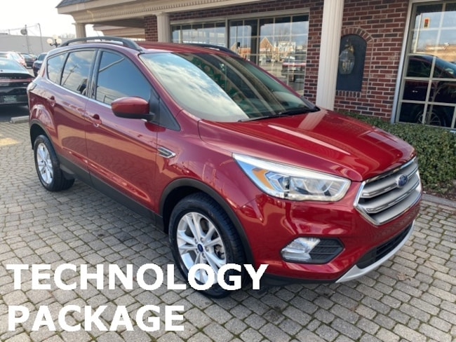 Used 2017 Ford Escape SE SUV for sale in Bowling Green, OH