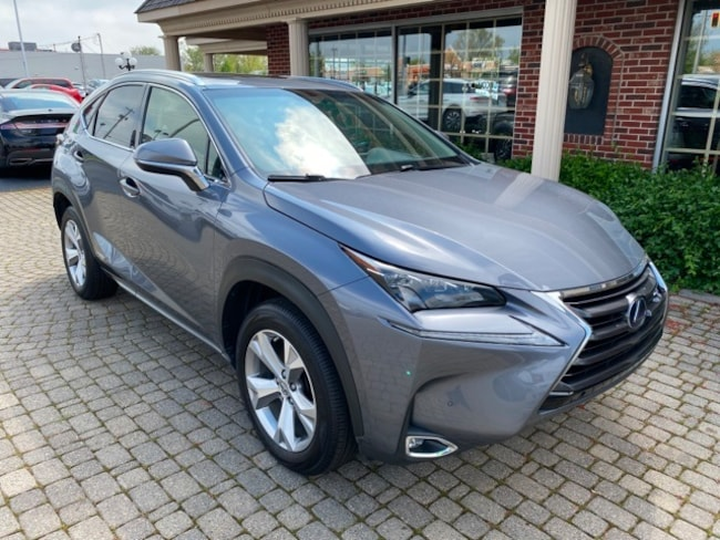 Used 2017 LEXUS NX 300h SUV for sale in Bowling Green, OH