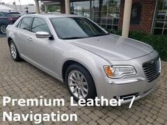 2012 Chrysler 300 Limited w Navigation & Leather Sedan