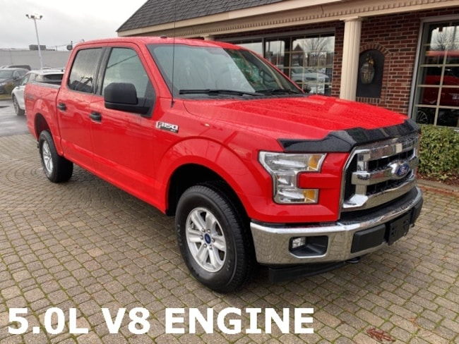 Used 2017 Ford F-150 XLT 4X4 SUPERCREW Truck for sale in Bowling Green, OH
