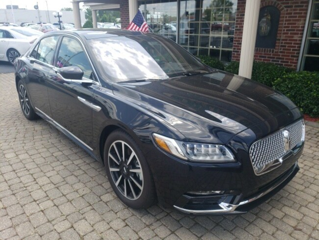 New 2019 Lincoln Continental Reserve Sedan for sale in Bowling Green, OH
