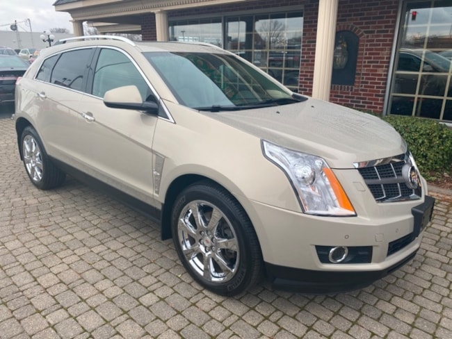 Used 2012 Cadillac SRX Performance SUV for sale in Bowling Green, OH