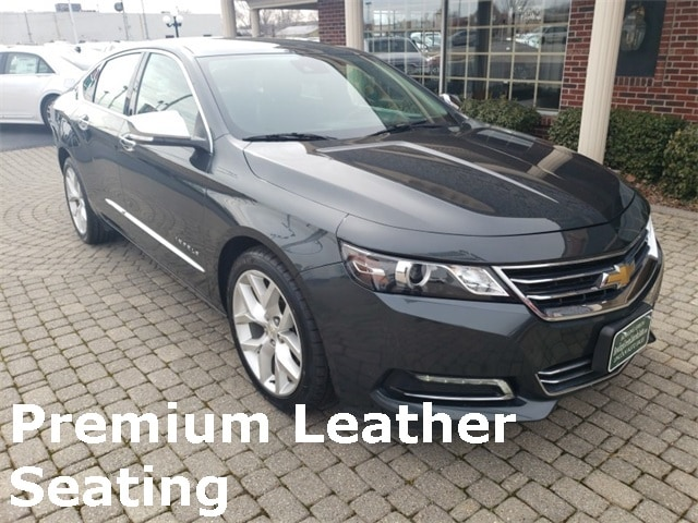 2015 Chevrolet Impala LTZ w Premium Leather Sedan