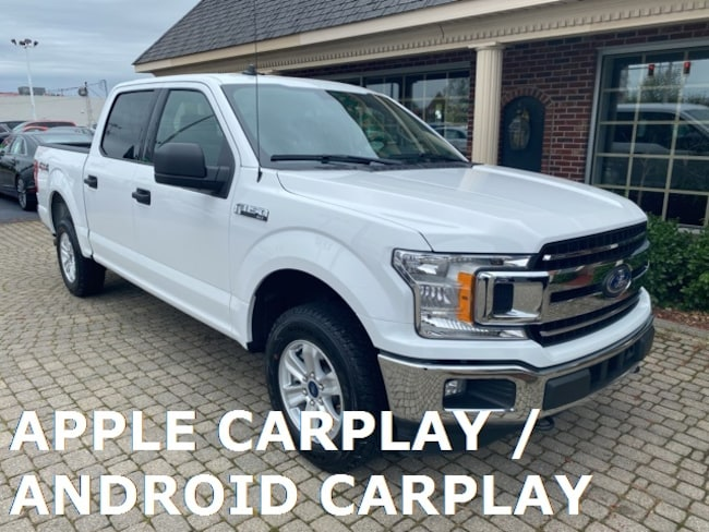 Used 2019 Ford F-150 XLT SUPERCREW 4X4 Truck for sale in Bowling Green, OH