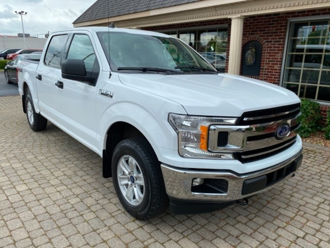 Used 2019 Ford F-150 XLT Truck for sale in Bowling Green, OH