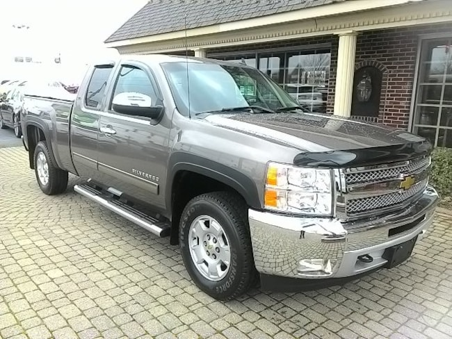 Used 2013 Chevrolet Silverado 1500 LT 4X4 Truck for sale in Bowling Green, OH