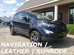 Used 2018 Ford EcoSport SES 4X4 w Nav, Leather & Sunroof SUV for sale oin Bowling Green, OH