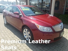 Used 2011 Buick Lacrosse CXL Sedan for sale oin Bowling Green, OH