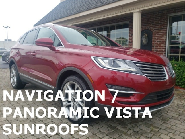 Used 2016 Lincoln MKC Reserve AWD w Nav & Sunroof SUV for sale in Bowling Green, OH
