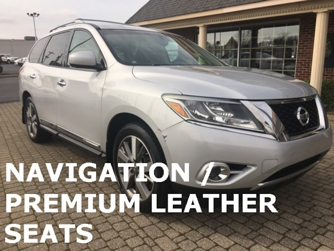 Used 2013 Nissan Pathfinder Platinum SUV for sale in Bowling Green, OH
