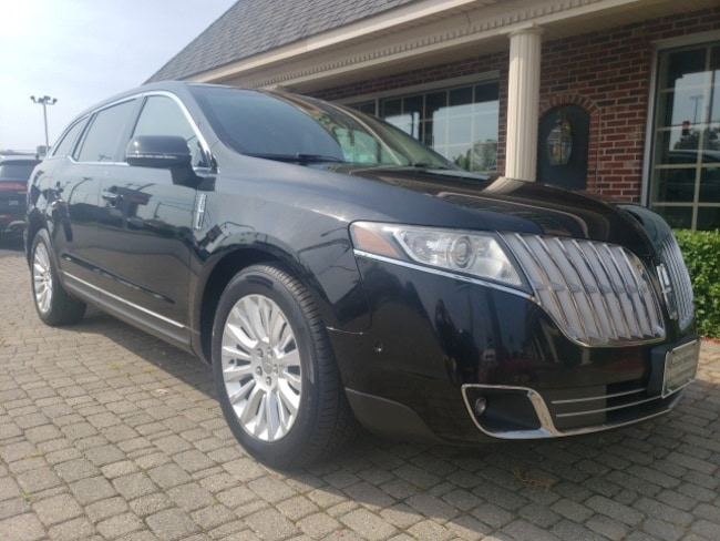 Used 2012 Lincoln MKT Ecoboost AWD w Nav & Panoramic Vista Sunroofs SUV for sale in Bowling Green, OH