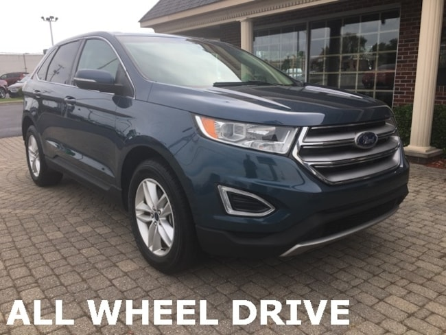 Used 2016 Ford Edge SEL AWD SUV for sale in Bowling Green, OH