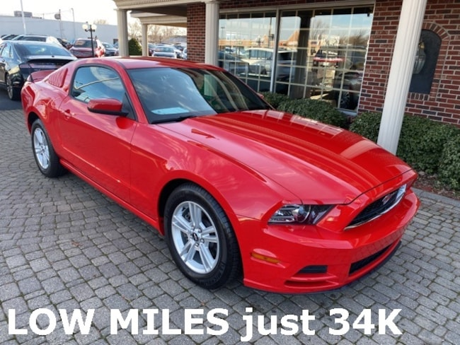 Used 2013 Ford Mustang V6 Coupe Coupe for sale in Bowling Green, OH