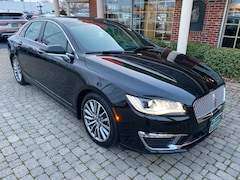 Used 2017 Lincoln MKZ Hybrid w Navigation Sedan for sale oin Bowling Green, OH