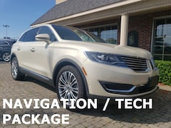 Used 2016 Lincoln MKX Reserve AWD w Nav & Sunroof SUV for sale oin Bowling Green, OH