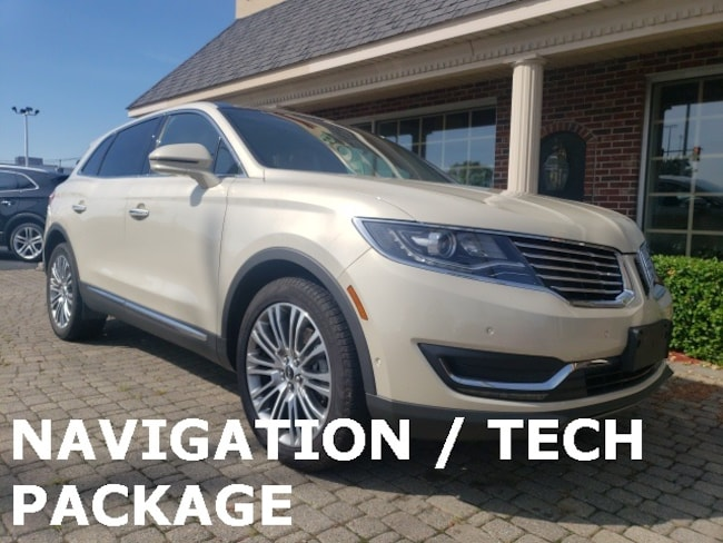 Used 2016 Lincoln MKX Reserve AWD w Nav & Sunroof SUV for sale in Bowling Green, OH