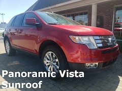 2010 Ford Edge SEL w Panoramic Vista Sunroof SUV