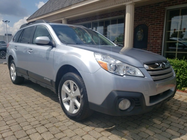 Used 2014 Subaru Outback 2.5i Premium AWD SUV for sale in Bowling Green, OH