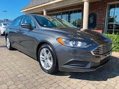 Used 2018 Ford Fusion SE Sedan for sale oin Bowling Green, OH