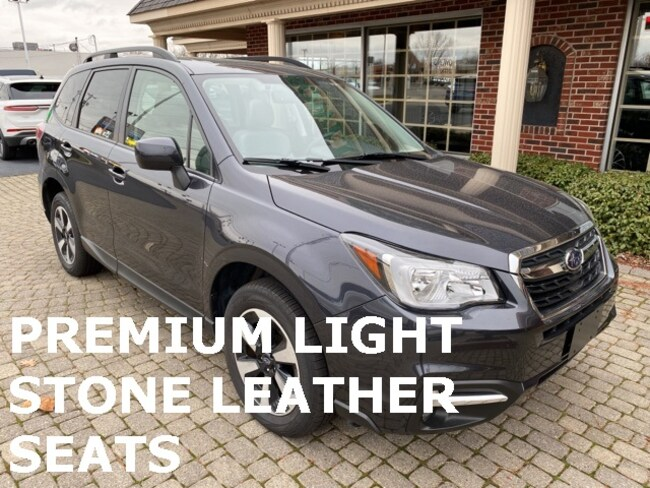 Used 2018 Subaru Forester 2.5i Premium w Leather & Sunroof SUV for sale in Bowling Green, OH